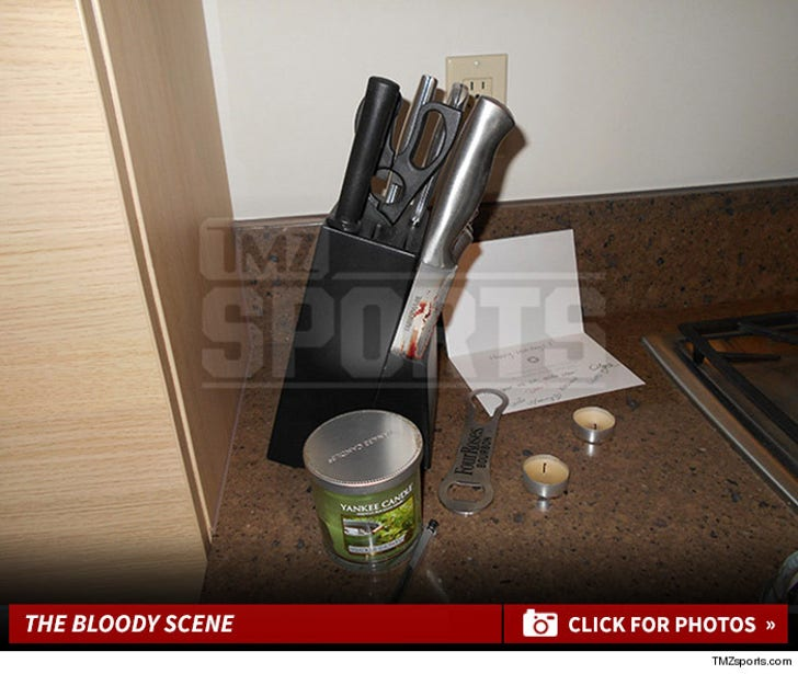 MLS Player Stabbing -- The Bloody Photos