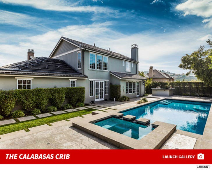 Rob Kardashian Lists Calabasas Home