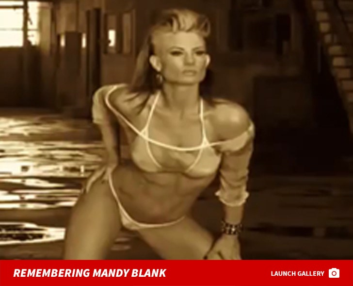 Remembering Mandy Blank