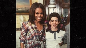 Michelle Obama Remembers Cameron Boyce with Touching Tribute