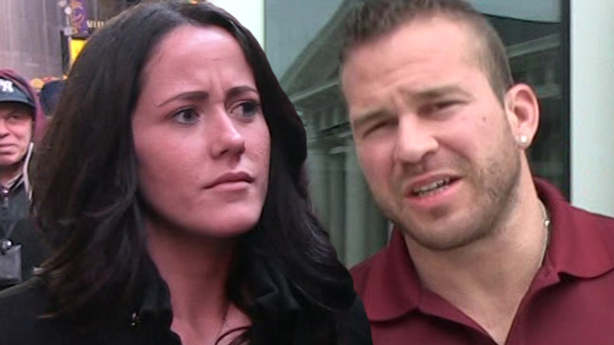 Jenelle Evans' Ex Nathan Hospitalized After Nasty Fight with Mom