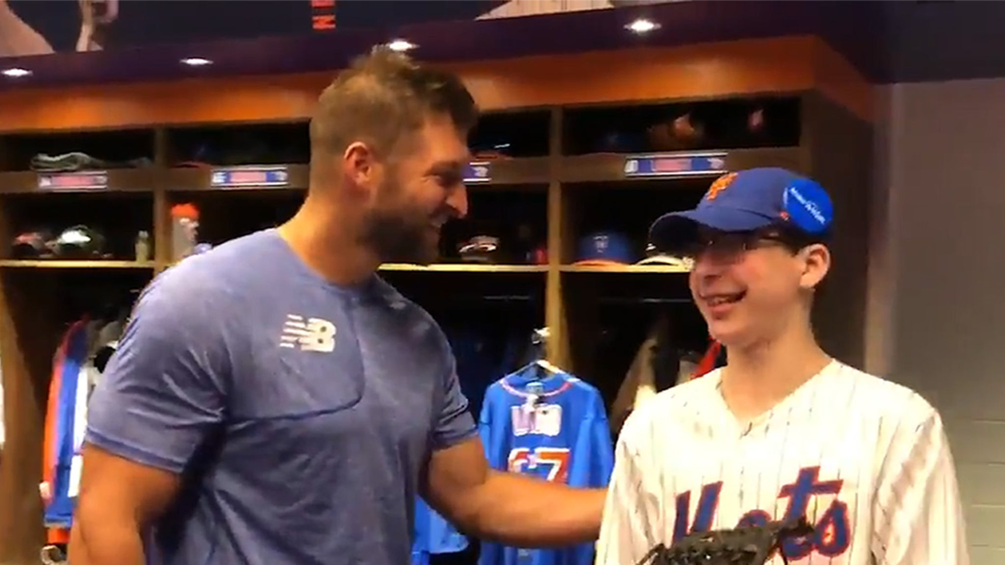 New York Mets Grant Wish For 14-Year-Old Superfan At Spring Training