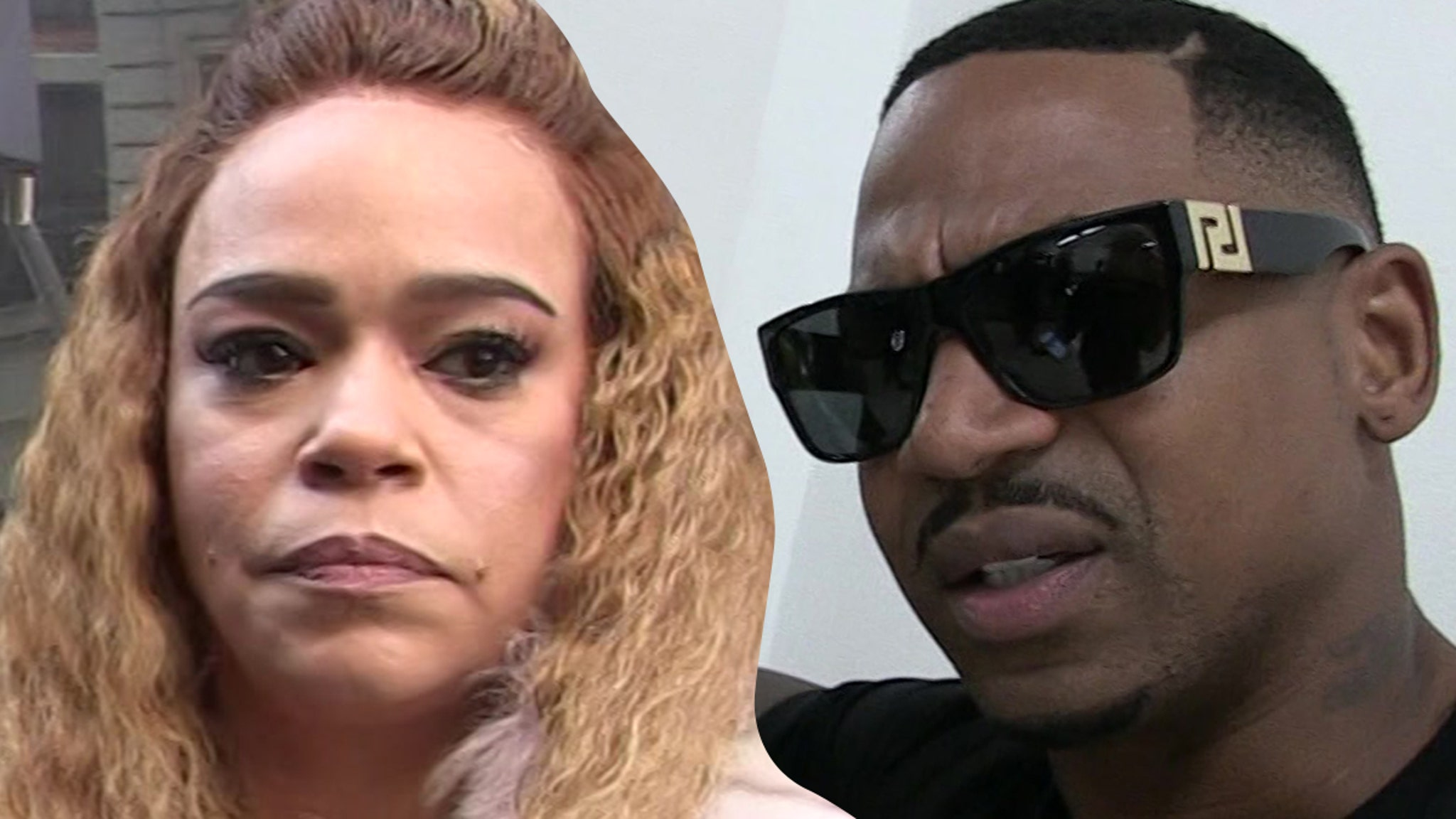 Faith Evans Busted for Domestic Violence, Allegedly Attacked Stevie J - TMZ