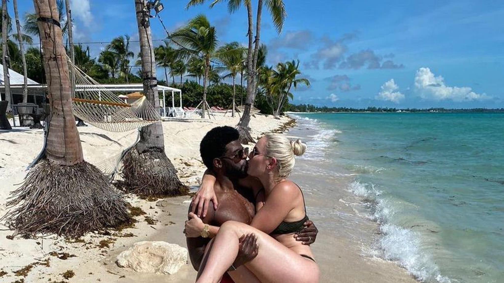 Lindsey Vonn and P.K. Subban's Bahamas Vacation