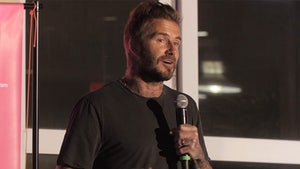 David Beckham Gives Surprise Lecture at Florida College, Here's the Key to Success ...