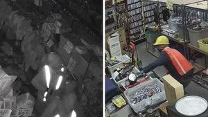 'Storage Wars' Bargain Hunters Thrift Store Burglarized Again