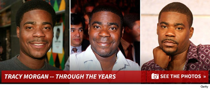 Tracy Morgan -- Through The Years