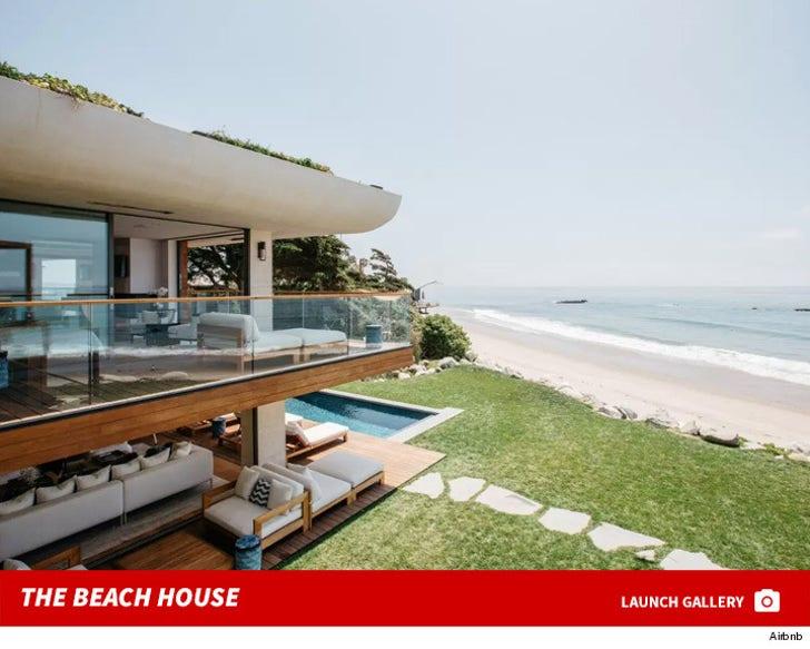 Britney Spears -- The Beachin' Malibu Vacation Rental