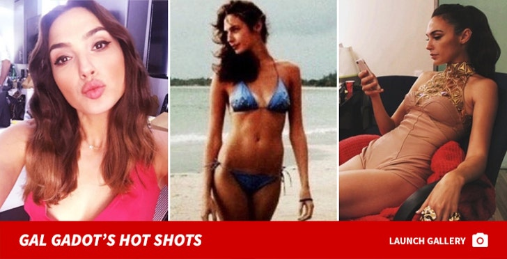 Gal Gadot's Hot Shots