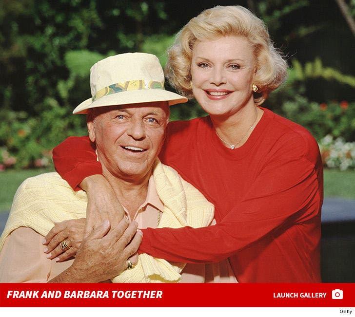 Barbara and Frank Sinatra Together