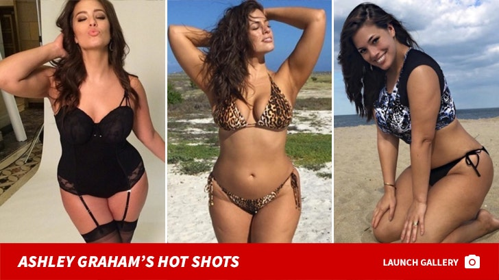 Ashley Graham's Sexy Snapshots