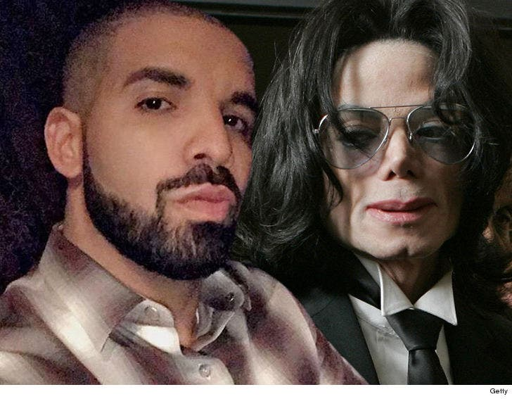 Drake's New Album Features Unreleased Michael Jackson Song