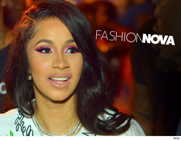 Cardi B To Perform At Her Fashion Nova Launch Party New Single Might Drop Too