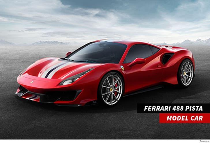 Jason Pierre-Paul Wrecked Car Was $350k Ferrari, Officials Blamed