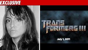 'Transformers 3' Stunt Victim Sues Studios