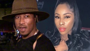 Future Claims Alleged Baby Mama's Just Cashing in and He Has Proof