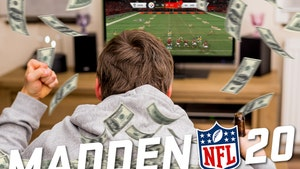 NFL Gamblers Betting On 'Madden 20' Simulations, Becoming Big Business!