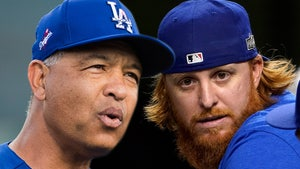 Dave Roberts Breaks Silence On Justin Turner COVID Drama, 'Could've Done Better'