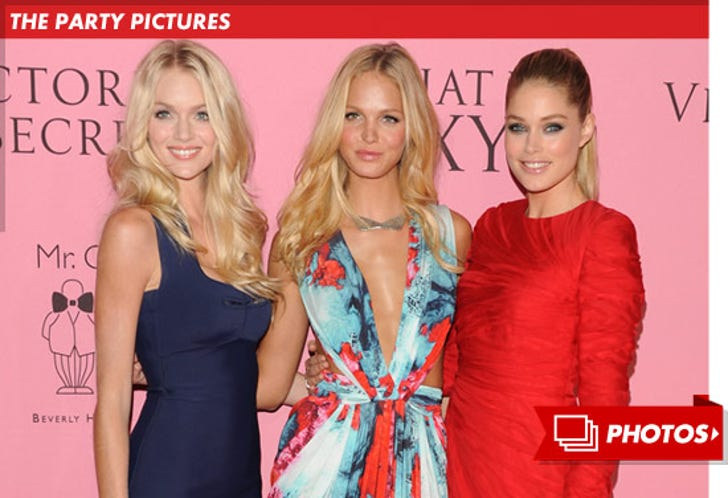 """Victoria's Secret's """"What Is Sexy?"""" Party"""