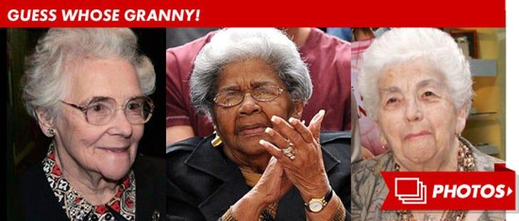 Guess Whose Granny!