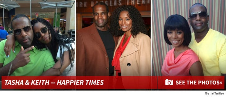 Tasha Smith & Keith Douglas -- Before the Split
