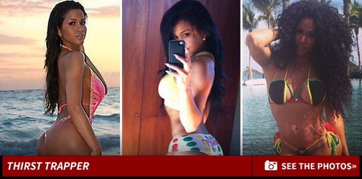 Rosa Acosta -- Thirst Trapper