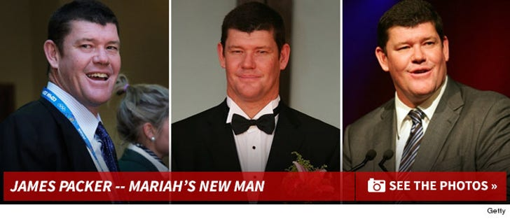 James Packer -- Mariah's New Man