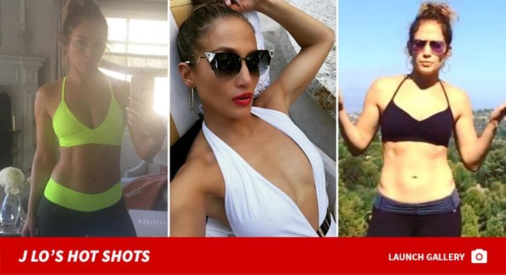 Jennifer Lopez Hot Shots