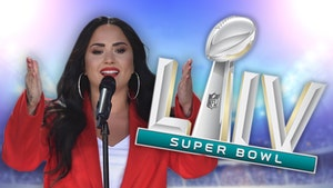 Demi Lovato To Sing National Anthem At Super Bowl In Comeback After '18 OD