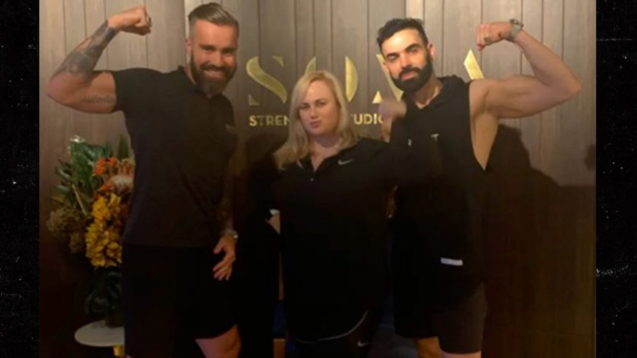 Rebel Wilson Reveals Slim New Look with Her Trainers