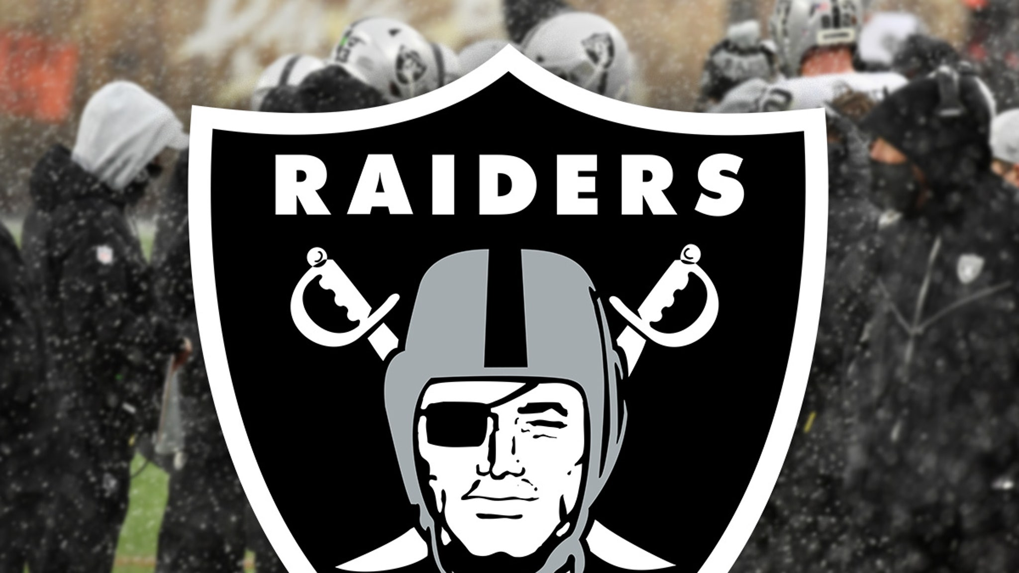 Las Vegas Raiders Hit with Huge Fine, Stripped of Draft Pick ... Over COVID Violations