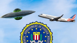 FBI 'Aware' of American Airlines Pilot Reporting UFO Over New Mexico, FAA Refutes It