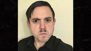Alleged Capitol Rioter Grew Hitler 'Stache Before Siege, Prosecutors Say