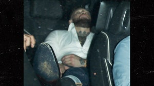 Conor McGregor Passes Out After Clubbing and Partying in Hollywood