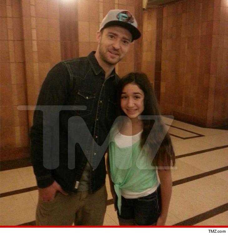 Justin Timberlake STOPS MEDIA TOUR For 13-Year-Old Brain