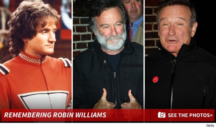 Remembering Robin Williams