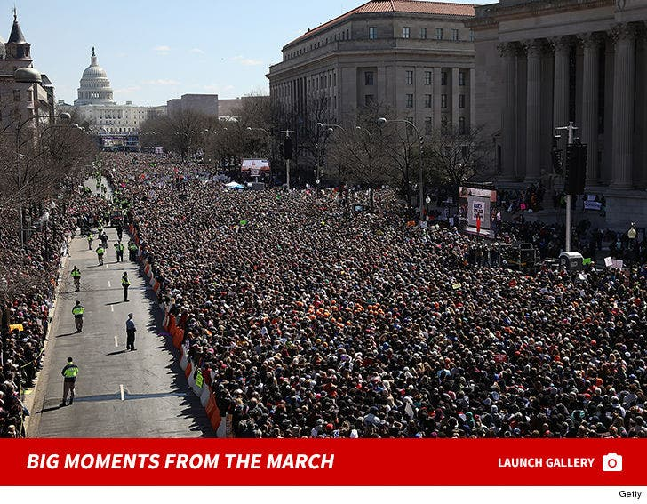 March for Our Lives Moments