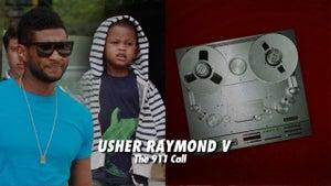 Usher's Son -- The Frantic 911 Call