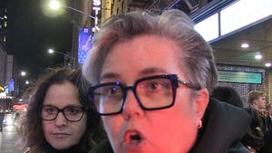 Rosie O'Donnell Says Barron Trump Controversy Overblown, Slams President