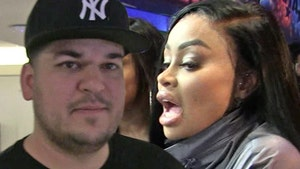 Rob Kardashian Fires Back at Blac Chyna, Says She's the Bad Parent