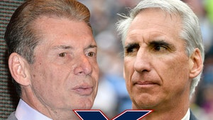 Vince McMahon Claims XFL Commish 'Abandoned' Job After COVID-19 Began
