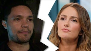 Trevor Noah and Minka Kelly Reportedly Split