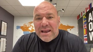 Dana White Says Donald Trump Will Sit Octagon-side for McGregor Fight