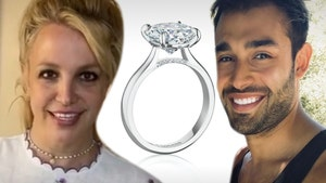 Britney Spears' Engagement Ring a Hot Commodity, Wedding Date Not Near