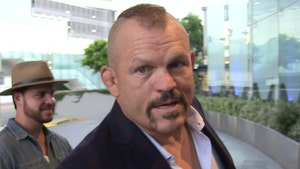 Chuck Liddell & Wife Both Granted Temp. Restraining Orders From Each Other