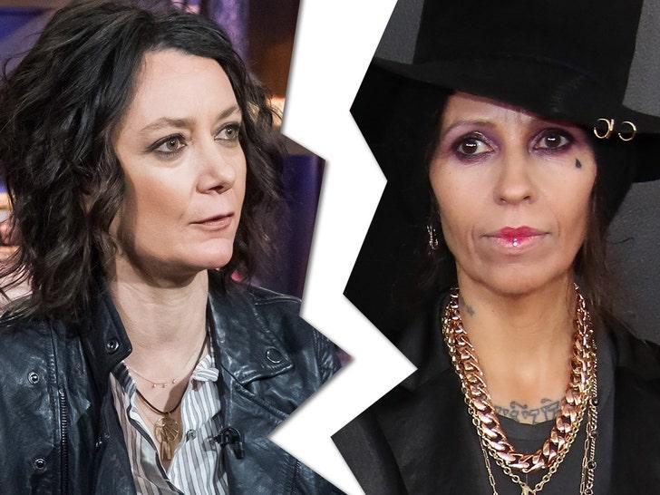 Sara Gilbert Separating From Linda Perry - EpicNews