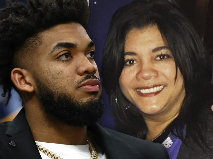 Karl-Anthony Towns' Mom Dies After Battle With Coronavirus