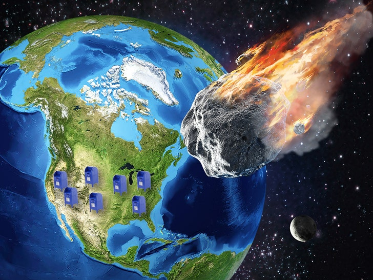 Asteroid Could Hit the U.S. Day Before 2020 Presidential Election