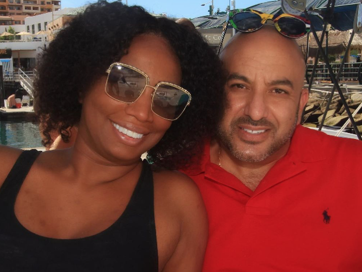 Lia and Colin Dias -- Happier Times
