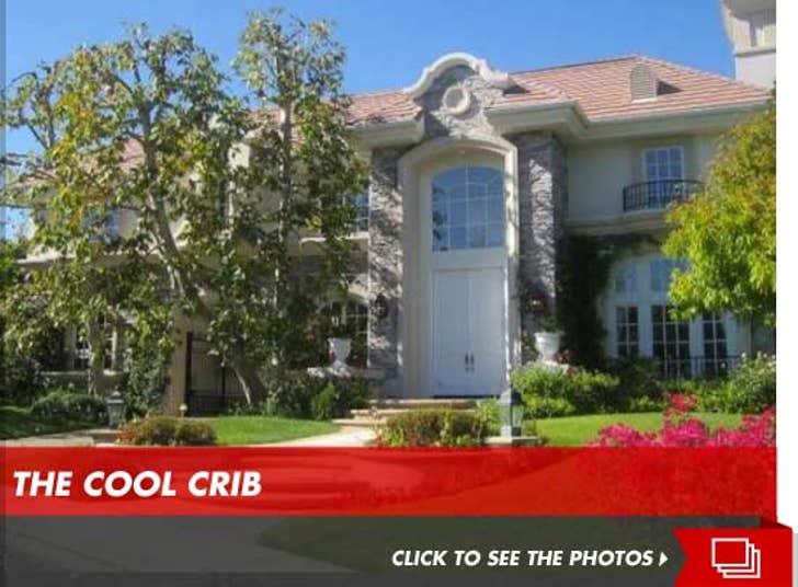 Chris Tucker's House -- $OLD!